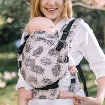 Эрго рюкзак Love & Carry ONE+ Organic Тропики