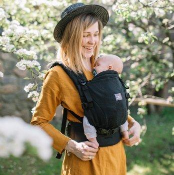 Эрго рюкзак Love & Carry ONE+ Organic Сумерки