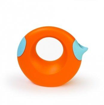 Детская лейка Quut CANA, 500 мл, цвет оранжевый + голубой