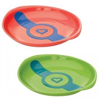 Набор посуды: термочувствительные тарелки