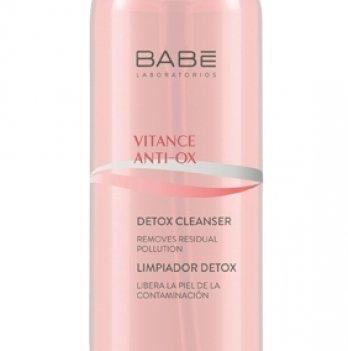 Очищающий гель для лица Babe Laboratorios Детокс, 245 мл