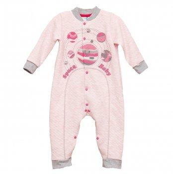 Человечек Minikin Space baby розовый 178012
