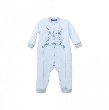 Человечек Minikin Space baby голубой 178612