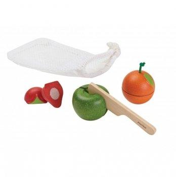 Деревянная игрушка PlanToys® Набор фруктов