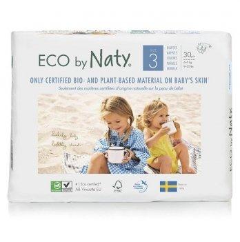 Подгузники Naty 178372 Размер 3 (от 4 до 9 кг) 30 шт