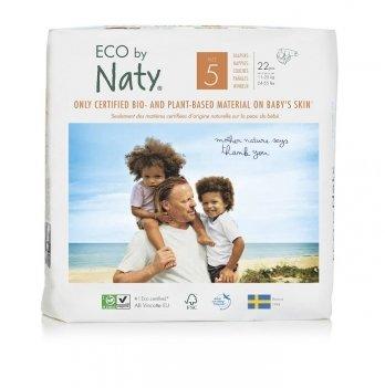 Подгузники Naty 178402 Размер 5 (от 11 до 25 кг) 22 шт
