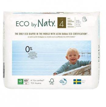 Подгузники-трусики Naty 244091 Размер 4 (от 8 до 15 кг) 22 шт