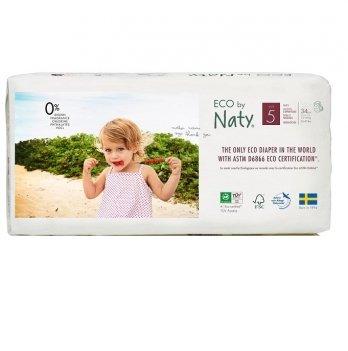 Подгузники-трусики Naty 244169 Размер 5 (от 12 до 18 кг) 34 шт
