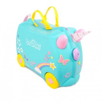 """Детский чемодан на колесах """"Una the Unicorn"""", Trunki 0287-GB01"""