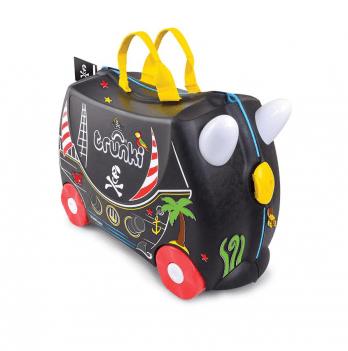 "Детский чемодан на колесах ""Pedro the Pirate Ship"" , Trunki 0312-GB01"