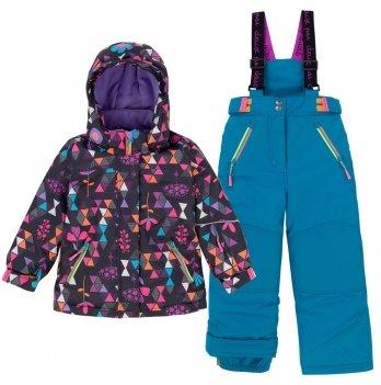 Зимний костюм (куртка и полукомбинезон) Deux par Deux B 803-W17-459