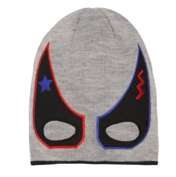 Зимняя шапка для мальчика Deux par Deux ZP02, 3-5 лет