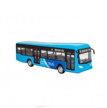 Автомодель Bburago Автобус серии City Bus