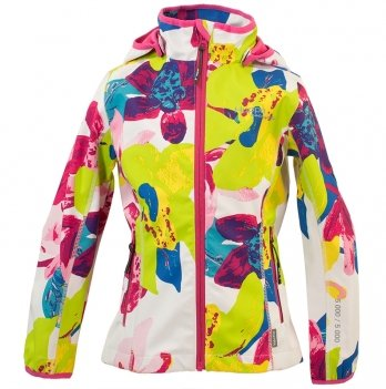 Куртка демисезонная для девочки Huppa, JANET 18000000-81420