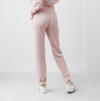 Штаны для беременных Dianora розовые с люрексом 1807 1029