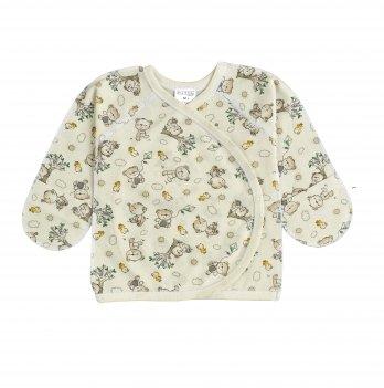 Распашонка Garden baby Мишки и уточки 18137-03