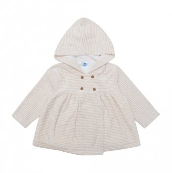Куртка велюровая Minikin 1817104 бежевая