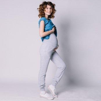 Спортивные штаны для беременных Love & Carry Серый LCM1111