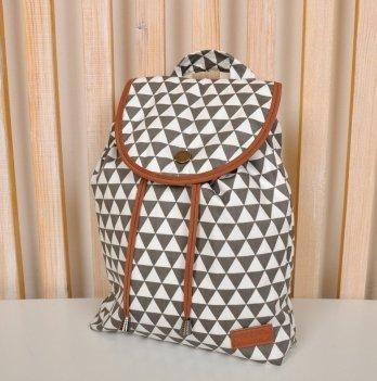 Детский рюкзак Треугольники Magbaby