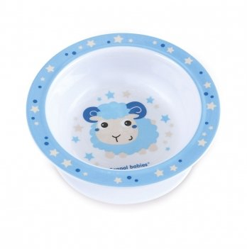 Детская тарелка Canpol babies из меламина, на присоске