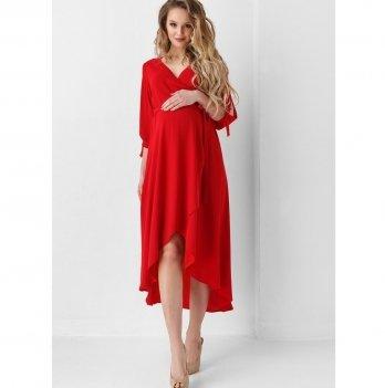 Платье для беременных Dianora Красный 1904 0884