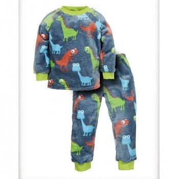 Пижама детская для мальчика Sweet Mario Светло-серый 13-28-3