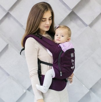 Эрго-рюкзак Love & Carry AIR Магия