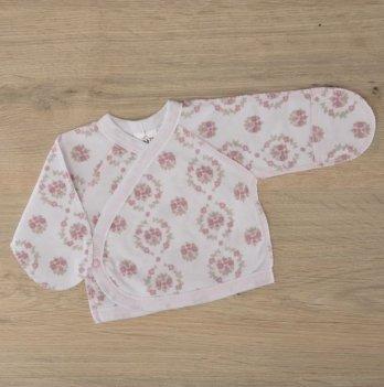 Распашонка для новорожденных Бетис Блеск Красный