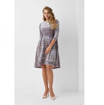 Платье для беременных и кормящих мам Dianora 1957 1202 фиолетовый