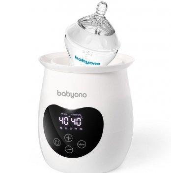 Подогреватель для бутылочек и стерилизатор BabyOno Natural 2 в 1 968