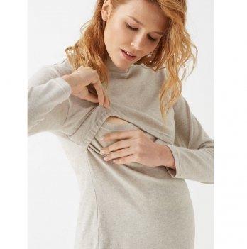 Гольф для беременных и кормящих Dianora Бежевый 1998 0001