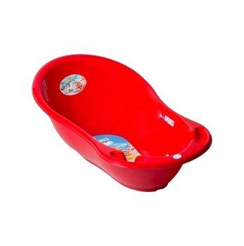 Ванночка детская с термометром Tega baby Авто Красный 86 см CS-004-121