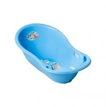 Ванночка детская с термометром Tega baby Авто Синий 86 см CS-004-120