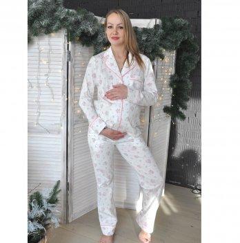 Пижама для беременных и кормящих Creative Mama Sleeper