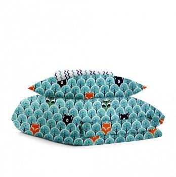 Комплект постельного белья Cosas Мишки Лес 3 предмета
