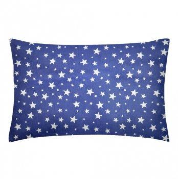 Детская наволочка бязь Cosas Starfall Blue 60х40 см