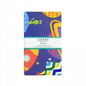 Детский пододеяльник Cosas Space Zigzag 110х140 см