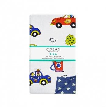 Детский пододеяльник Cosas Cars 110х140 см