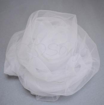 Москитная сетка для коляски Маленькая Соня 180032 белый 90х140 см