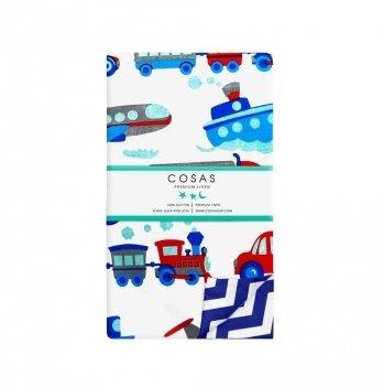Детский пододеяльник Cosas Transport 110х140 см