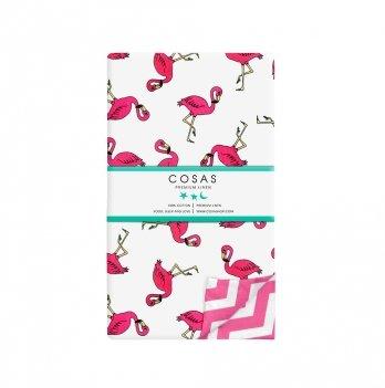Детский пододеяльник Cosas Flamingo 110х140 см