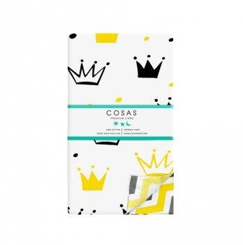 Детский пододеяльник Cosas Crowns 110х140 см