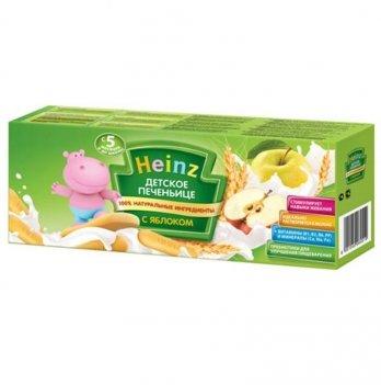 Печенье детское Heinz с яблоком 160 г