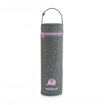 Термосумка для термоса (для жидкостей) Miniland Baby Thermibag Rose 500 мл