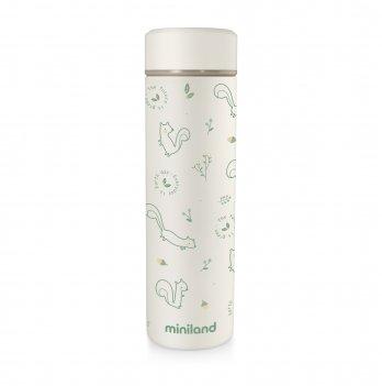 Термос для жидкостей Miniland Baby Natur Thermos CHIP 450 мл