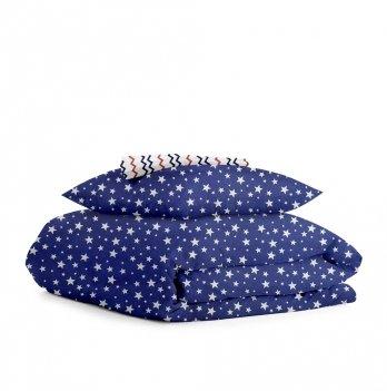 Комплект постельного белья Cosas Star Zigzag 3 предмета