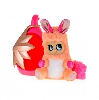 Мягкая игрушка Bush Baby World Тина, с домиком, из серии Блестящие