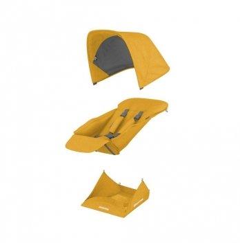 Текстиль сиденья для коляски Greentom Upp Reversible D Honey