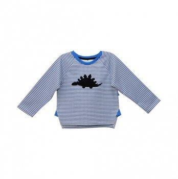 Джемпер для мальчика Minikin Бело-синий 177907