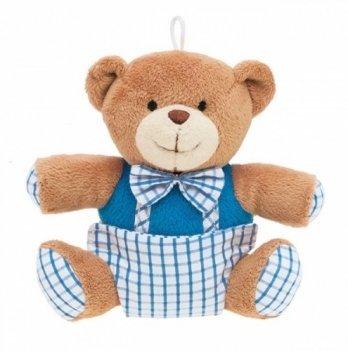 Мягкая игрушка Canpol babies Медвежонок, плюшевая, с пищалкой